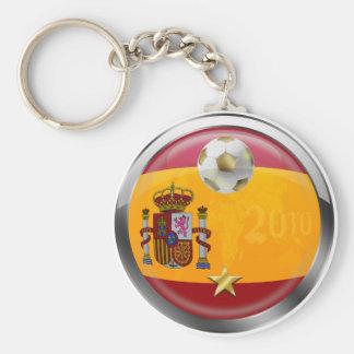 El mundo 2010 de España defiende los regalos de un Llavero Personalizado