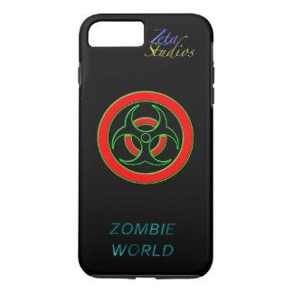 El mundo del zombi infectó el iPhone 7 más, duro Funda Para iPhone 8 Plus/7 Plus
