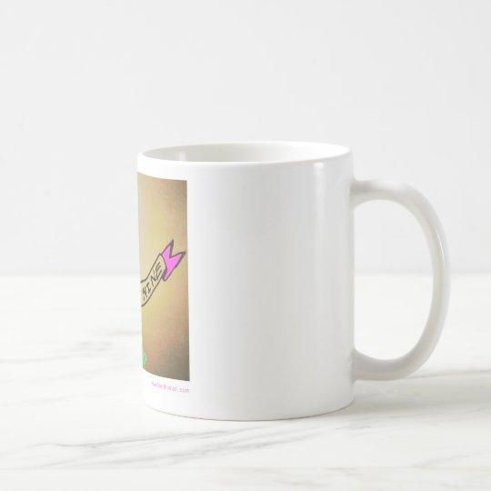 El mundo es el mío taza de café