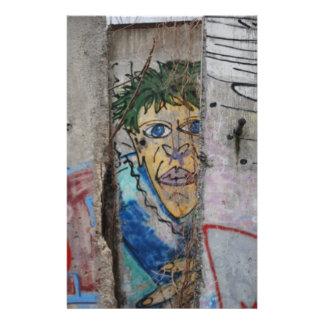 El muro de Berlín - Alemania Flyer Personalizado