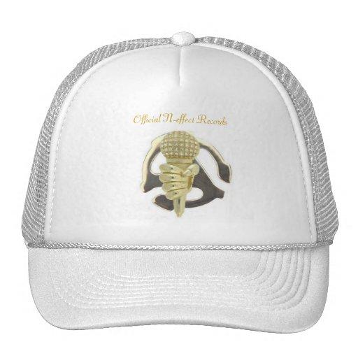 El N-efecto oficial registra el gorra
