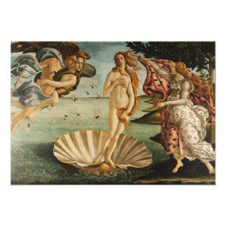 El nacimiento de Venus Comunicados Personales