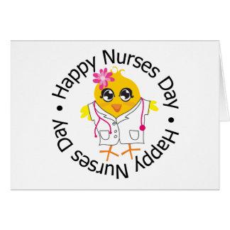 El nacional cuida el día - enfermeras tarjeton