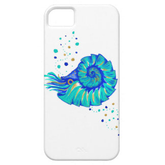 El nautilus de Neptuno Funda Para iPhone SE/5/5s