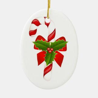 El navidad adorna 2013 adorno navideño ovalado de cerámica