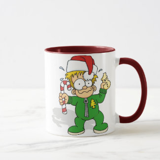 El navidad ató con alambre 1 taza