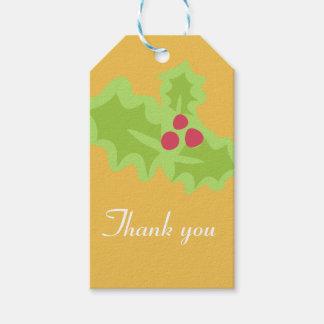 El navidad personalizó etiquetas del regalo etiquetas para regalos