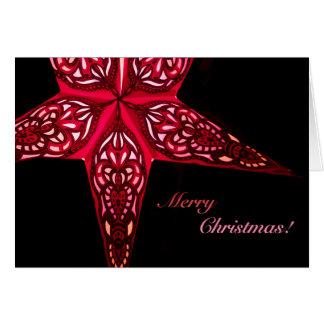 El navidad protagoniza la tarjeta de felicitación