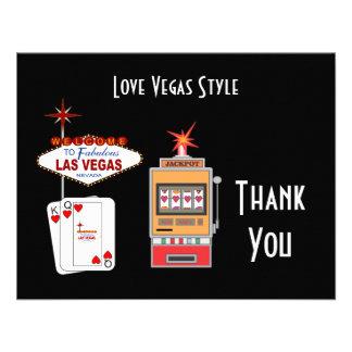 El negro del estilo de Vegas del amor le agradece  Anuncio