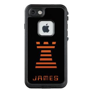 El negro del iPhone de ChessME añade nombre