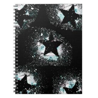 El negro protagoniza el cuaderno