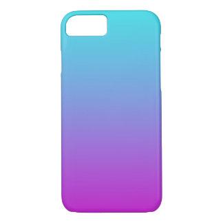 El neón eléctrico se descolora caso del iPhone 7 Funda iPhone 7