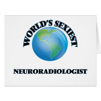 El neuroradiólogo más atractivo del mundo felicitacion