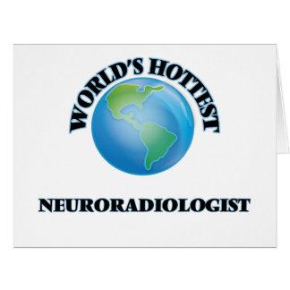 El neuroradiólogo más caliente del mundo tarjetón