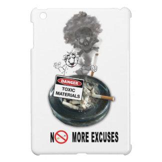 El NINGÚN fumar de la parada de las EXCUSAS