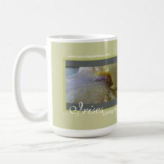 El nuevo día cultiva un huerto arte de vida de los taza de café