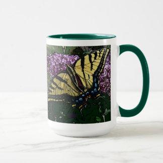 El nuevo día cultiva un huerto taza Swallowtail W