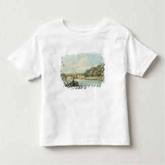 El nuevo paseo, York, c.1798 (lápiz y w/c en pape Camiseta De Bebé