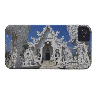 El nuevo todo el templo blanco de Wat Rong Khun ad Case-Mate iPhone 4 Funda