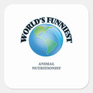El nutricionista animal más divertido del mundo