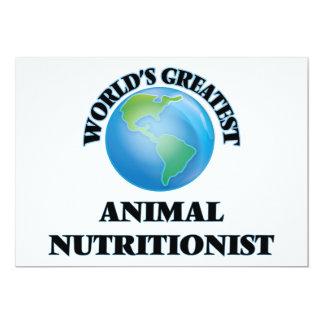 El nutricionista animal más grande del mundo anuncios