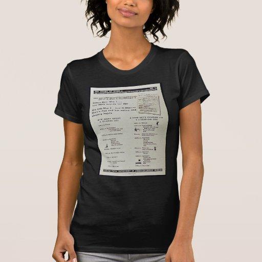 El nutricionista camiseta