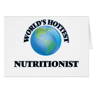 El nutricionista más caliente del mundo felicitaciones