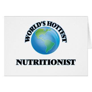 El nutricionista más caliente del mundo felicitación