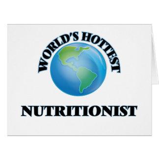 El nutricionista más caliente del mundo tarjeton
