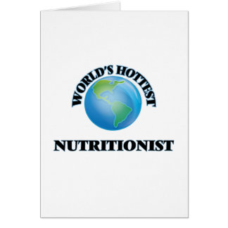 El nutricionista más caliente del mundo tarjeta