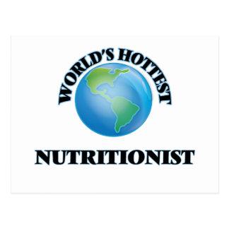 El nutricionista más caliente del mundo tarjeta postal