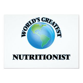 El nutricionista más grande del mundo comunicados