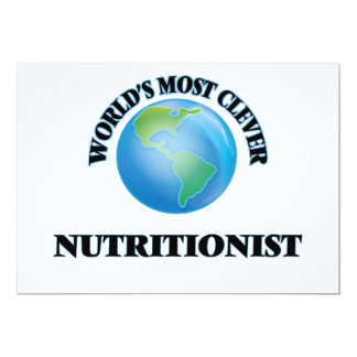 El nutricionista más listo del mundo comunicados personales