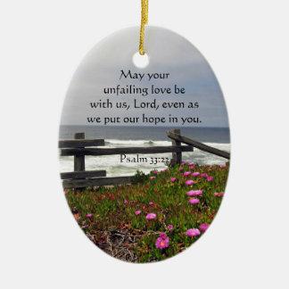 El océano florece el ornamento ilimitado del amor