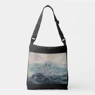El océano - una fuerza de la bolsa de asas de la
