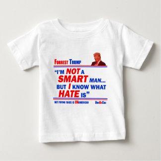 El ODIO de Forrest ES Camiseta De Bebé