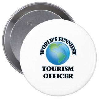 El oficial más divertido del turismo del mundo