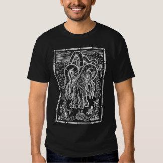 El ofrecimiento - camiseta negra