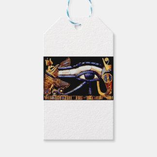 El ojo egipcio de Horus Etiquetas Para Regalos