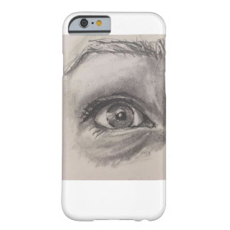 ¡El ojo le ve! Funda Barely There iPhone 6