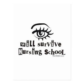 El ojo sobrevivirá la escuela de enfermería postal