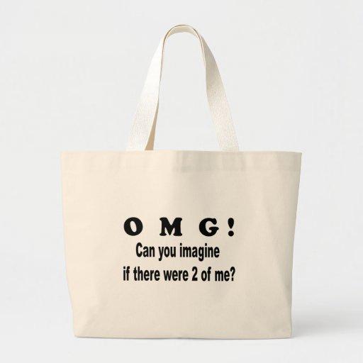 el omg se imagina 2of yo bolsa de mano