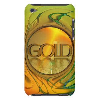El oro es mi mundo funda iPod