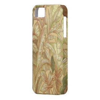 El oro sale del caso del iPhone 5G iPhone 5 Case-Mate Carcasa