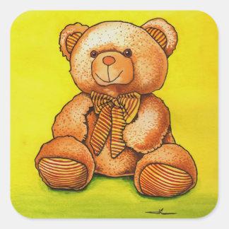 el oso a la pajarita