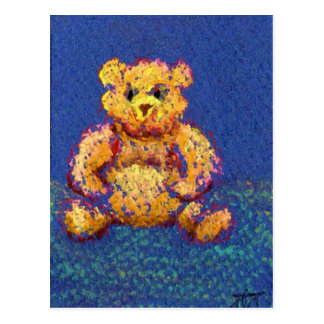 "El oso de miel ""lleva, los osos, osos "" postal"