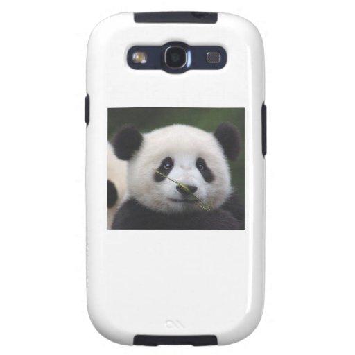 El oso de panda es un animal precioso galaxy s3 coberturas