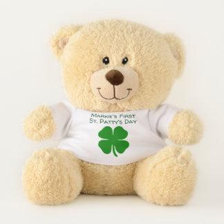 El oso de primer St Patrick