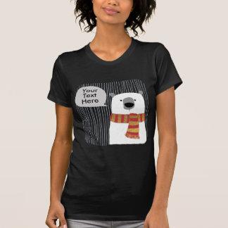 El oso del dibujo de la mano de Digitaces, crea su Camiseta