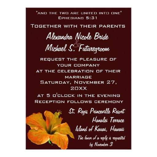 El otoño colorea el boda: Dos se convierten en uno Anuncio